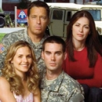"Image for the Drama programme ""Army Wives"""