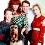 "Image for the Sitcom programme ""Married With Children"""