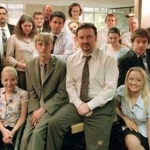 "Image for the Sitcom programme ""The Office"""