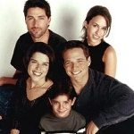 "Image for the Drama programme ""Party of Five"""