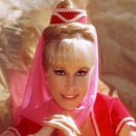 "Image for the Sitcom programme ""I Dream of Jeannie"""