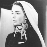 "Image for the Film programme ""The Song of Bernadette"""