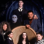 "Image for the Sitcom programme ""The New Addams Family"""
