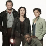 "Image for the Drama programme ""Bonekickers"""