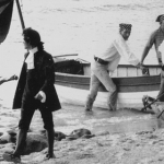 "Image for the History Documentary programme ""Captain Cook"""