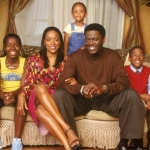 "Image for the Sitcom programme ""The Bernie Mac Show"""
