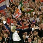 "Image for the Music programme ""Last Night of the Proms 2008"""