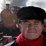 "Image for the Documentary programme ""Ian Hislop Goes off the Rails"""