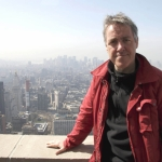 "Image for the Documentary programme ""Greatest Cities of the World with Griff Rhys Jones"""