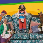 "Image for the Childrens programme ""The Big Comfy Couch"""