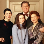 "Image for the Drama programme ""Gilmore Girls"""
