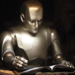 "Image for the Film programme ""Bicentennial Man"""