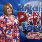 "Image for the Comedy programme ""Peter Kay's Britain's Got the Pop Factor"""