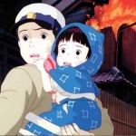 "Image for the Film programme ""Grave of the Fireflies"""