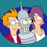 "Image for the Animation programme ""Futurama"""