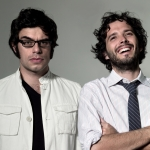 "Image for the Comedy programme ""Flight of the Conchords"""