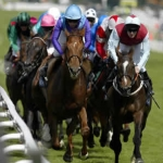 "Image for the Sport programme ""Live Horse Racing"""