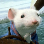 "Image for the Film programme ""Stuart Little"""