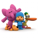 "Image for the Animation programme ""Pocoyo"""