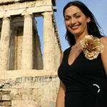"Image for the Cookery programme ""My Greek Kitchen"""
