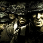"Image for the Drama programme ""Band of Brothers"""