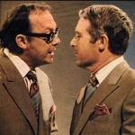 "Image for the Comedy programme ""Morecambe and Wise"""