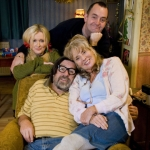 "Image for the Sitcom programme ""The Royle Family"""