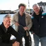 "Image for the Documentary programme ""Three Men in More Than One Boat"""