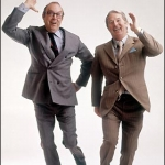 "Image for the Comedy programme ""Morecambe and Wise: the Show What Paul Merton Did"""