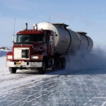 "Image for the Documentary programme ""Ice Road Truckers"""