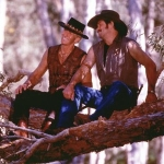 "Image for the Film programme ""Crocodile Dundee II"""