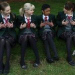 "Image for the Film programme ""Angus, Thongs and Perfect Snogging"""