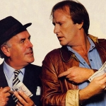 "Image for the Drama programme ""Minder"""