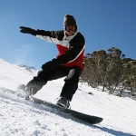 "Image for the Sport programme ""Live Snowboarding"""