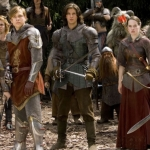"Image for the Film programme ""The Chronicles of Narnia: Prince Caspian"""