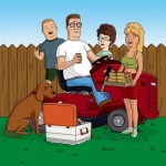 "Image for the Animation programme ""King of the Hill"""