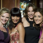 "Image for the Drama programme ""Mistresses"""