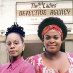 "Image for the Drama programme ""The No. 1 Ladies' Detective Agency"""