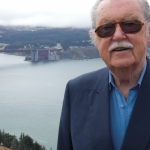 "Image for the Travel programme ""Alan Whicker's Journey of a Lifetime"""