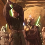 "Image for the Film programme ""Star Wars: Episode II - Attack of the Clones"""
