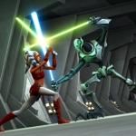 "Image for the Animation programme ""Star Wars: The Clone Wars"""