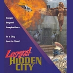 "Image for the Film programme ""Legend of the Hidden City"""