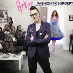 "Image for the Fashion programme ""Gok's Fashion Fix"""