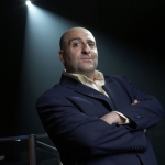 "Image for the Comedy programme ""The Omid Djalili Show"""