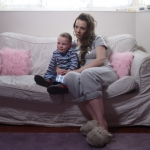 "Image for the Documentary programme ""Kimberley: Young Mum Ten Years On"""