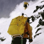 "Image for the Documentary programme ""The Dark Side of Everest"""