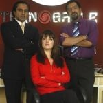 "Image for the Sitcom programme ""Mumbai Calling"""