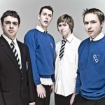 "Image for the Sitcom programme ""The Inbetweeners"""