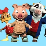 "Image for the Animation programme ""Jakers: The Adventures of Piggley Winks"""