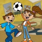 "Image for the Animation programme ""Maya and Miguel"""